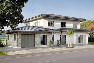 China Energy Saving Steel Structure Villa  supplier